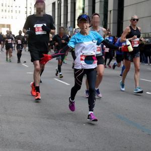 シカゴマラソン2019: 当日の記憶その2