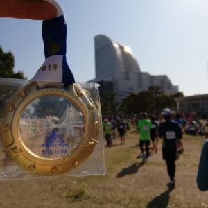 横浜マラソン2019 結果とかいろいろ