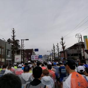青梅マラソン2020 結果