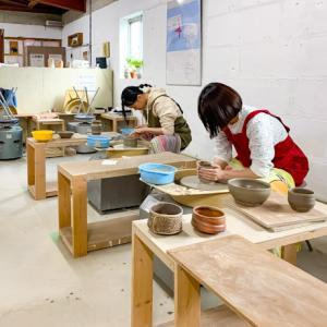 本日の陶芸教室 Vol.950