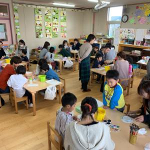 本日の陶芸教室 Vol.951 福島ふたば保育園