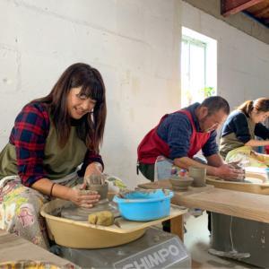 本日の陶芸教室 Vol.952,953,954