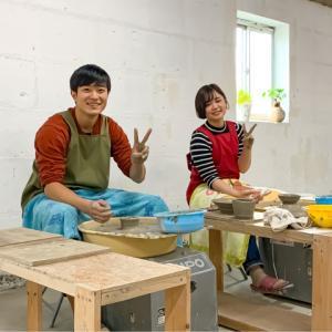 本日の陶芸教室 Vol.955