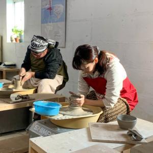 本日の陶芸教室 Vol.963