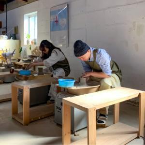 本日の陶芸教室 Vol.981