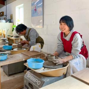 本日の陶芸教室 Vol.982