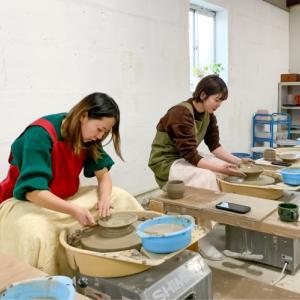 本日の陶芸教室 Vol.983