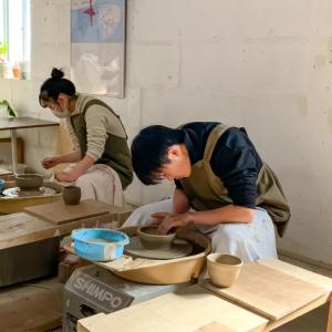 本日の陶芸教室 Vol.991