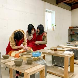 本日の陶芸教室 Vol.994