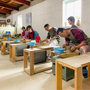 本日の陶芸教室 Vol.996