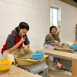 本日の陶芸教室 Vol.祝1000