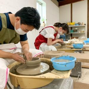 本日の陶芸教室 Vol.1049