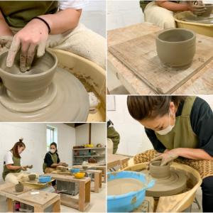 本日の陶芸教室 Vol.1068