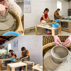 本日の陶芸教室 Vol.1069