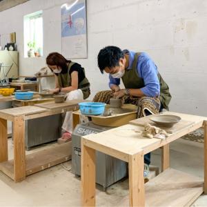 本日の陶芸教室 Vol.1072