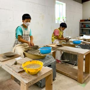 本日の陶芸教室 Vol.1073