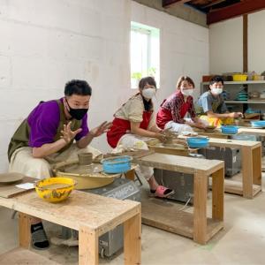 本日の陶芸教室 Vol.1113,1114,1115