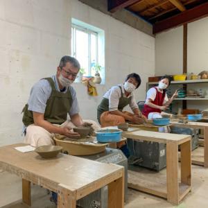 本日の陶芸教室 Vol.1122,1123,1124,1125