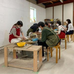 本日の陶芸教室 Vol.1139,1140,1141,1142,1143