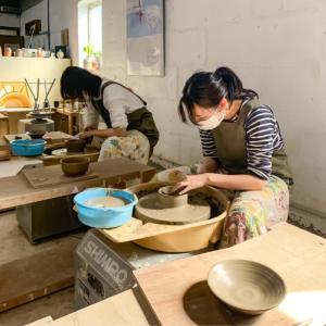 本日の陶芸教室 Vol.1144
