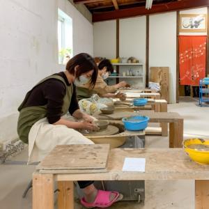 本日の陶芸教室 Vol.1145