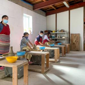 本日の陶芸教室 Vol.1165,1166,1167,1168