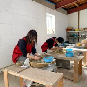 本日の陶芸教室 Vol.1190