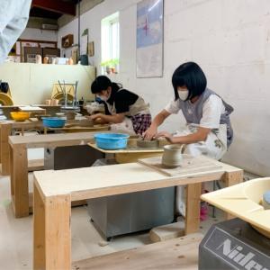本日の陶芸教室 Vol.1159