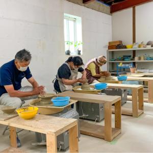 本日の陶芸教室 Vol.1161 川俣町女性講座