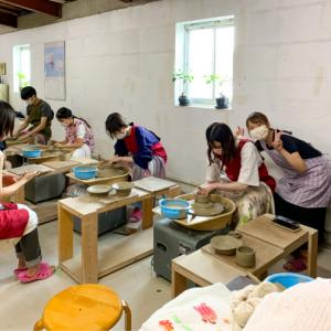 本日の陶芸教室 Vol.1179,1180,1181,1182,1183