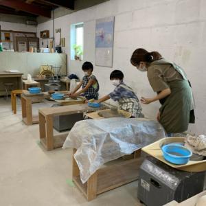 本日の陶芸教室 Vol.1185