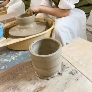 本日の陶芸教室 Vol.1317,1318