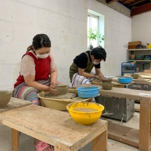本日の陶芸教室 Vol.1321