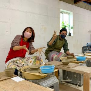 本日の陶芸教室 Vol.1322