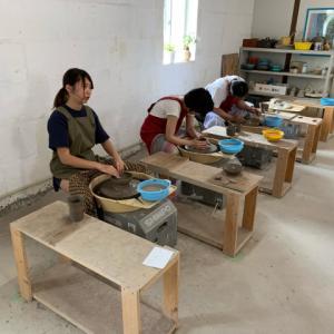 本日の陶芸教室 Vol.927,928