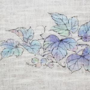 ノブドウの手描き3種類め