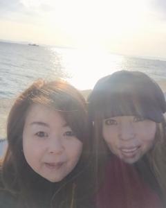 妹と…2人の時間