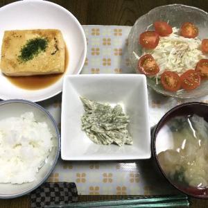 豆腐のテリヤキ