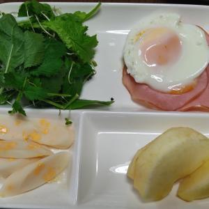朝ごはん頂きます #朝ご飯 #朝ごはん #お家ごはん #お家ご飯