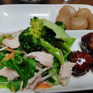 野菜、野菜、野菜!な晩ごはん