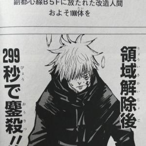 呪術廻戦 第11巻 感想【TVアニメ、2020年10月より放送開始!!】