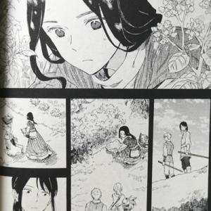 赤髪の白雪姫 第24巻 感想【怪しい香りの作用とは…】