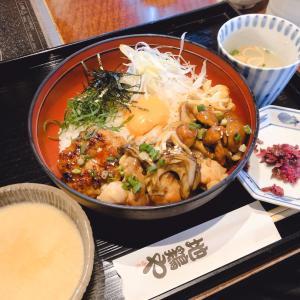 【東京・品川×ランチ】地鶏や ウィング高輪店