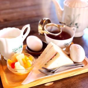 【岡崎×カフェ】紅茶の館 源
