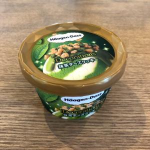 ハーゲンダッツ~抹茶チーズクッキー~