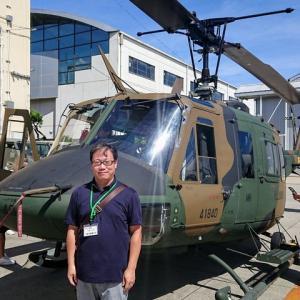 陸上自衛隊ヘリコプター体験搭乗