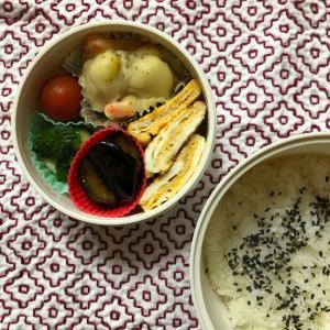 1015.お弁当3つ☆豆乳ミートボールシチューのリメイクグラタン