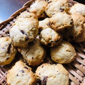 手作りクッキーと、多忙な1日