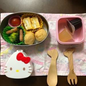 1031.3番目ちゃん幼稚園お弁当☆