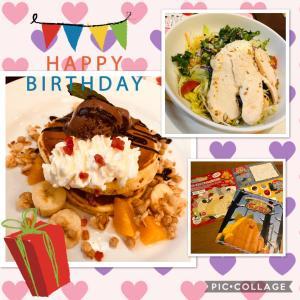 デニーズ☆お誕生日クーポンで無料パンケーキ&20%OFF
